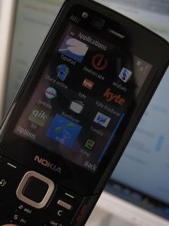 N82 apps high